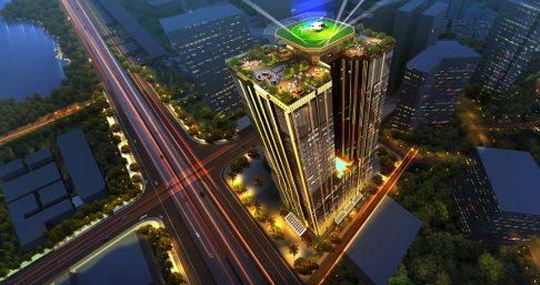 Sunshine Center thiết lập tiêu chuẩn sống mới cho người Hà Nội