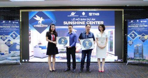Chính thức mở bán dự án Sunshine Center – 16 Phạm Hùng