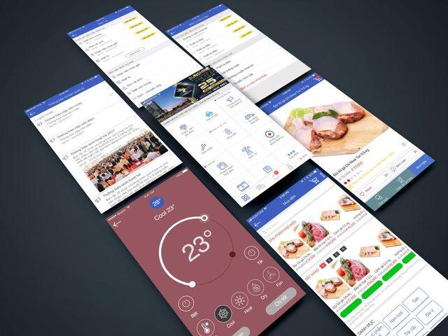 Điểm mặt một số tiện ích thông minh, nổi bật trong ứng dụng APP cư dân Sunshine Home